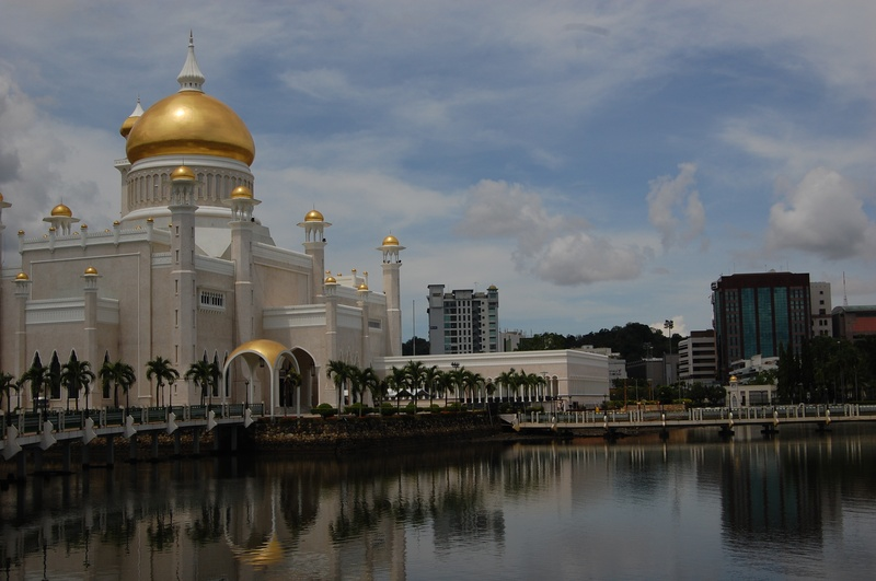 The Mosque, Bandar Seri Begawan, Royal Brunei